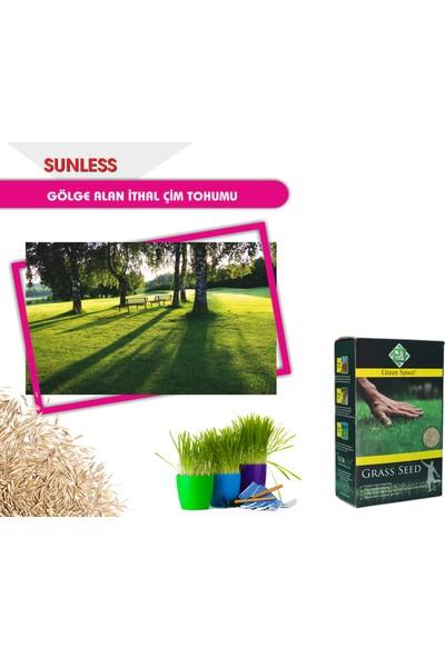 Gürçim Green Space Çim Tohumu Gölge Alan Özel Mix 10 kg