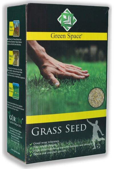 Gürçim Green Space Çim Tohumu Sıcak Iklim Özel Karışım 1 kg