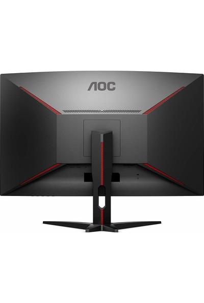 "AOC CQ32G1 31.5"" 144Hz 1ms (HDMI+Display) FreeSync QHD Curved Monitör"