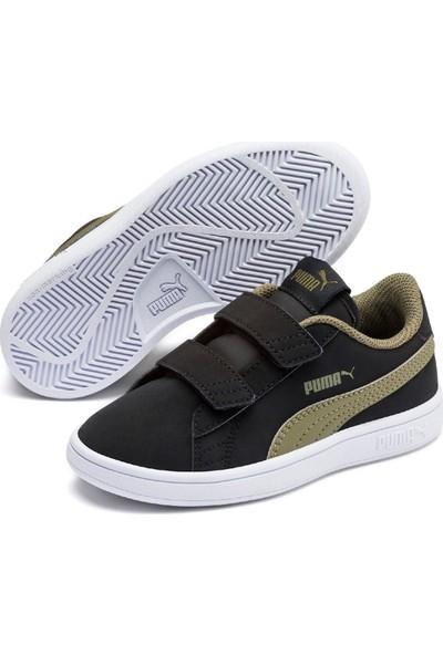 Puma Smash V2 Buck V Ps Çocuk Spor Ayakkabı - 36518311