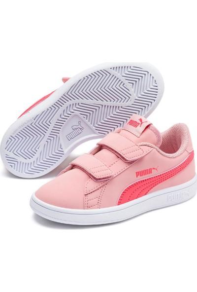 Puma Smash V2 Buck V Ps Çocuk Spor Ayakkabı - 36518312