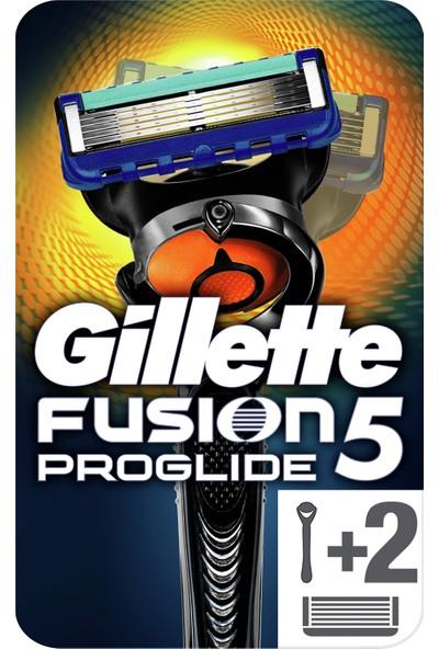 Gillette Fusion ProGlide Yedekli Tıraş Makinesi