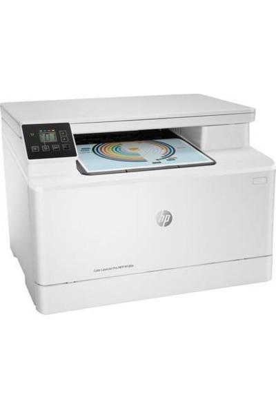 HP Color Laserjet Pro M180N Tarayıcı + Fotokopi + Renkli Laser Yazıcı T6B70A