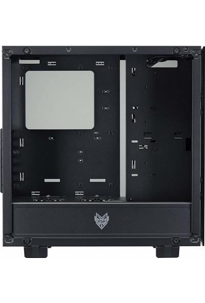 FSP CMT510 Temperli Cam RGB Oyuncu Bilgisayar Kasası