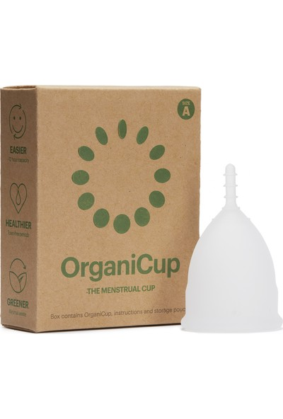 Organicup A - Menstrüal Kap - Adet Kabı