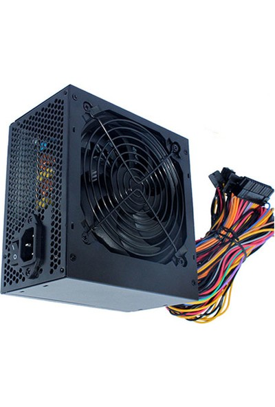Powerboost BST-ATX500B 500W 12CM Siyah Fan, 80+ Bronze, Atx Psu (Retail Box)
