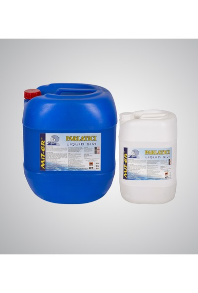 Miterpool Sıvı Parlatıcı - Topaklayıcı 30 kg