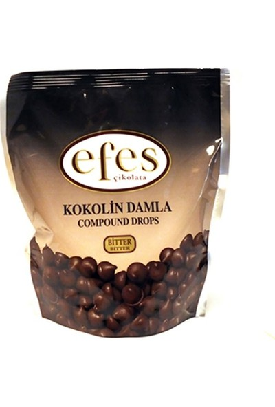 Efes Bitter Damla Çikolata
