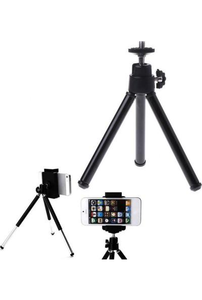 GOB2C DSLR Kameralar ve Cep Telefonları için Tripod