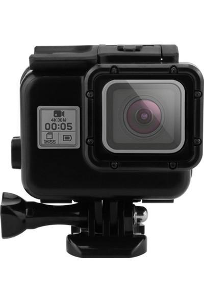 GOB2C GoPro Hero 5 için Su Geçirmez Kılıf Siyah