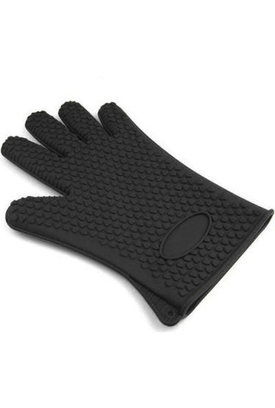 GOB2C Fırın Eldiveni Siyah