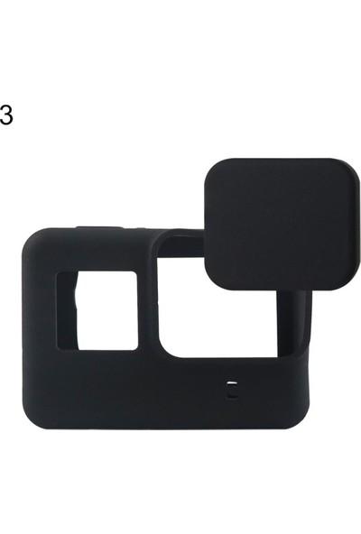 GOB2C GoPro Kamera Koruyucu Kılıf Siyah