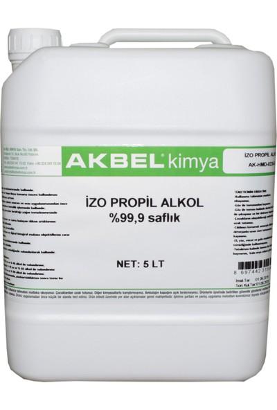 Akbel Izopropil Alkol %99,9 Saflık 5 lt