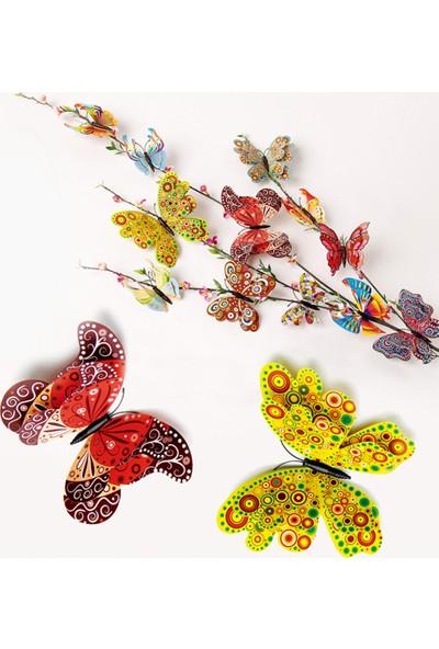 GOB2C Kelebek Perde/ Elbise Süslemeleri