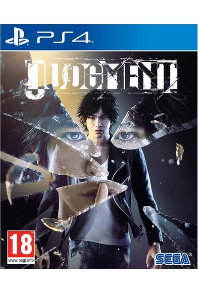 Judgment PS4 Oyun