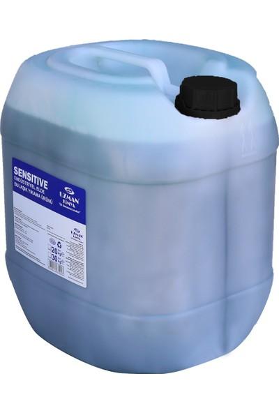 Uzman Kimya Sensitive Bulaşık Yıkama Ürünü 20 kg