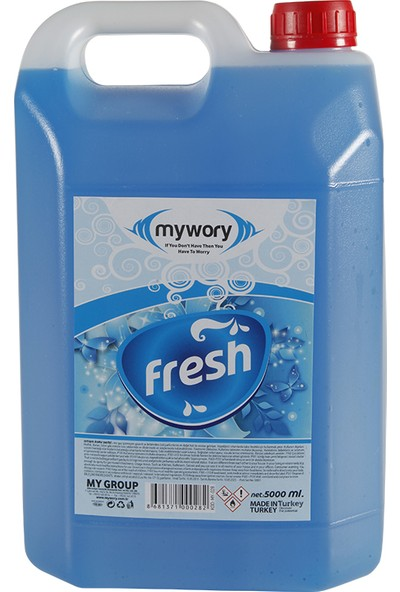 My Wory Ortam ve Oda Kokusu Fresh 5000 ml