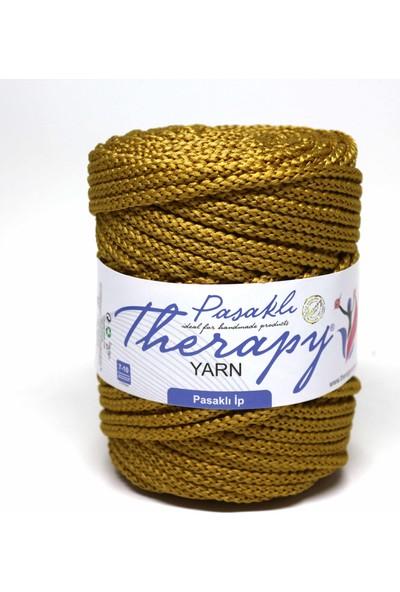 Therapy Yarn Gold Pasaklı Iplik