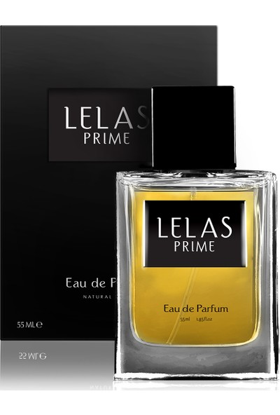Lelas Wonderful 55 ml Edp Erkek Parfüm