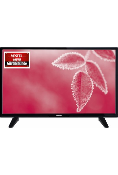 Nexon 43NX705 43'' 109 Ekran Uydu Alıcılı Full HD Smart LED TV