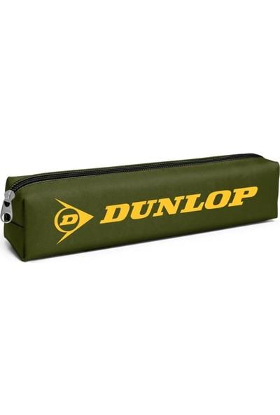 Yaygan Dunlop Tek Bölmeli Yeşil Kalem Çantası (12382)
