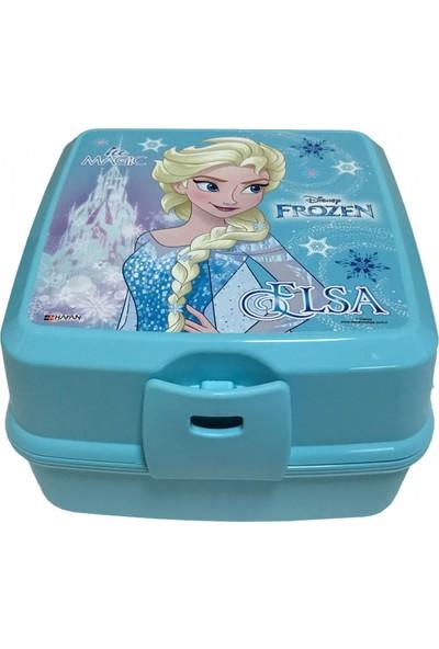 Hakan Çanta Disney Frozen Dört Bölmeli Beslenme Kabı - Hakan 97821