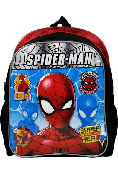 Hakan Çanta Marvel Spider-Man Erkek Çocuk Anaokulu Çantası - Hakan 96603