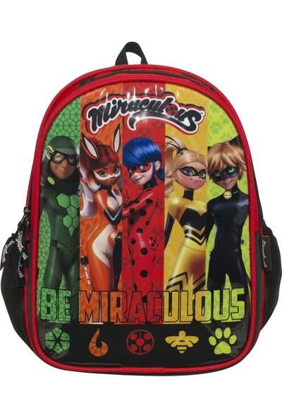 Ümit Çanta Miraculous Ladybug Karakterleri Lisanslı Ilkokul Çantası 2122 (Kız Çocuk)