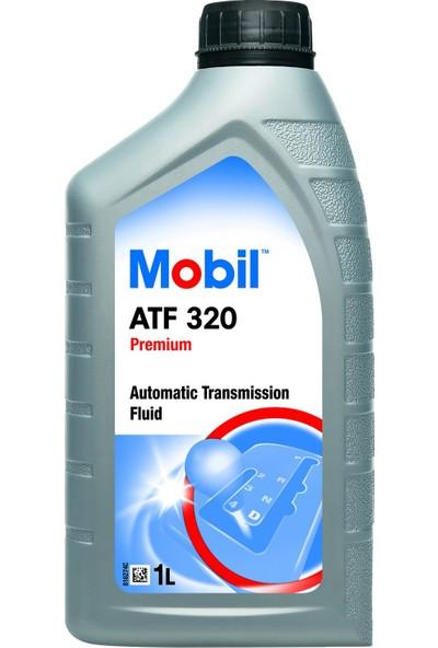 Mobil Atf 320 1 Lt Dexron Otomatik Şanzıman Yağı ( Üretim Yılı : 2018 )