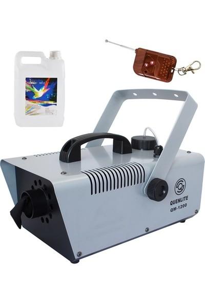 Quenlite QM-1200LK Kar Makinesi 1200 Watt + Likit