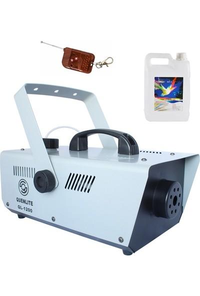 Quenlite QL-1200LK Sis Makinesi 1200 Watt + Likit