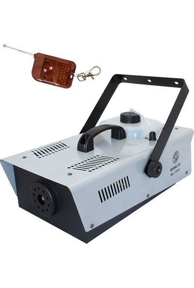 Quenlite QL-1500 Sis Makinesi 1500 Watt Uzaktan Kumandalı