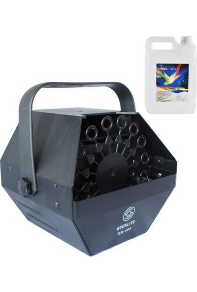 Quenlite QB-400LK Baloncuk Makinesi 400 Watt + Likit