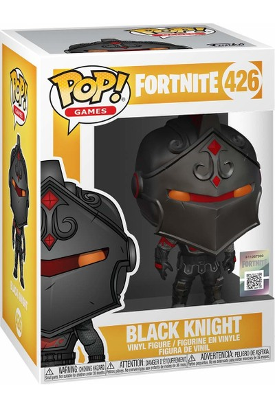 Funko POP Figür - Games Fortnite S1, Black Knight