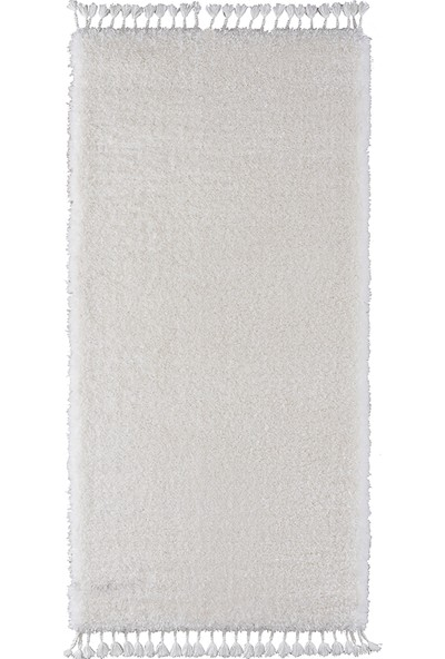 Kuga Halı Post Serisi 2701 Beyaz 80 x 150 cm
