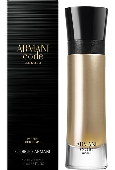 Giorgio Armani Code Absolu Erkek Parfüm Edp 110 ml