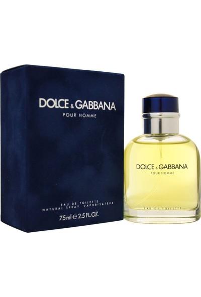 Dolce Gabbana Pour Homme Erkek Parfüm Edt 75 ml