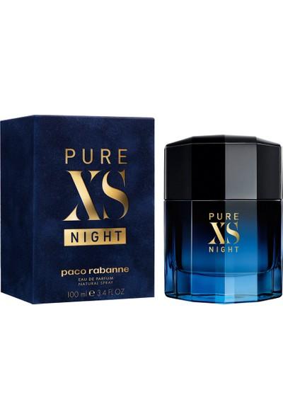 Paco Rabanne Pure Xs Night Erkek Parfüm Edp 100 ml