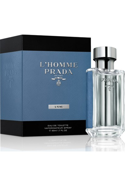 Prada L'Homme Prada Eau Edt 50 ml Erkek Parfümü
