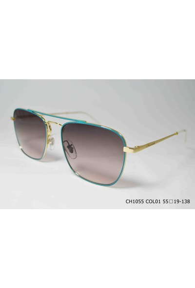 Chocolate CH1055 COL01 Unisex Güneş Gözlüğü