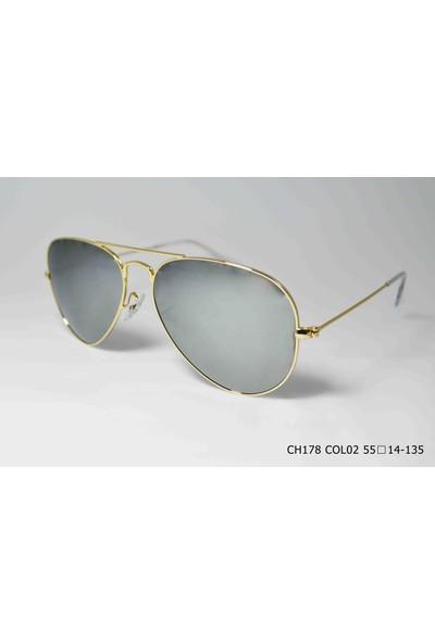 Chocolate CH178 COL02 Unisex Güneş Gözlüğü