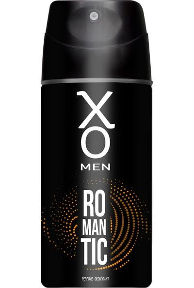XO Romantic Erkek Deodorant 150 ml