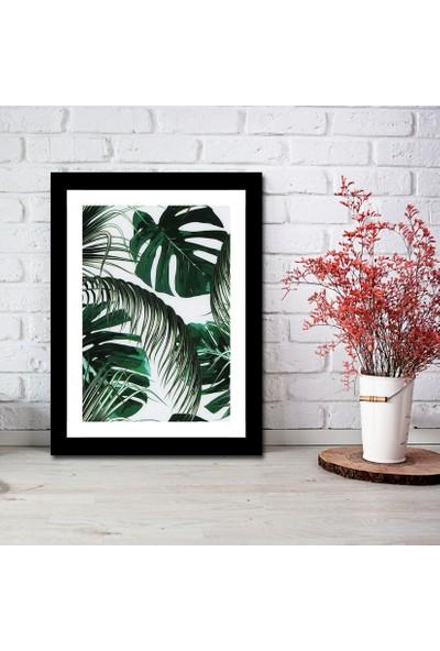 Cadran Luxury Art Collection Dekoratif 30 x 40 cm Mdf Tablo AVD110