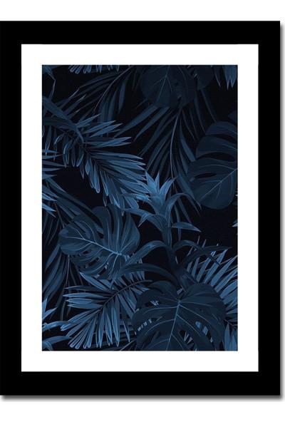 Cadran Luxury Art Collection Dekoratif 30 x 40 cm Mdf Tablo AVD170