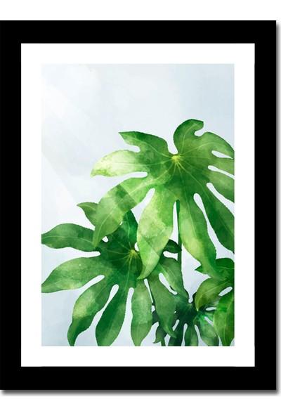 Cadran Luxury Art Collection Dekoratif 30 x 40 cm Mdf Tablo AVD388