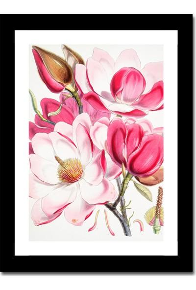 Cadran Luxury Art Collection Dekoratif 30 x 40 cm Mdf Tablo AVD386