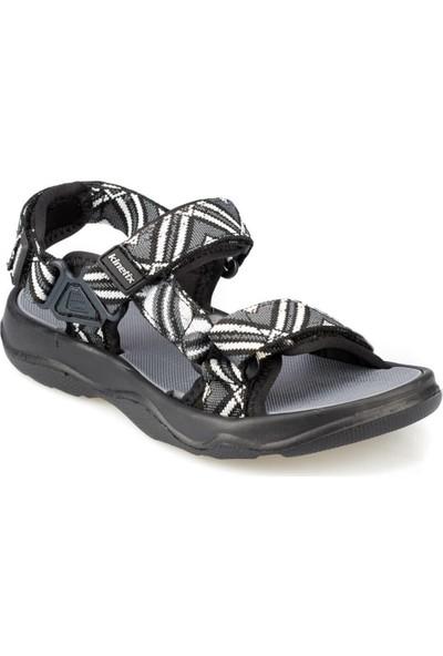 Kinetix Adras Siyah Erkek Çocuk Sandalet