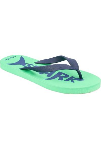 Kinetix Shark Yeşil Erkek Terlik