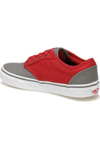 Vans Vn0A349Pmf71 Gri Unisex Çocuk Sneaker Ayakkabı