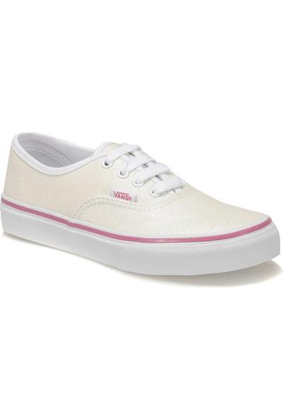 Vans Vn0A38H3Q7F1 Beyaz Unisex Çocuk Sneaker Ayakkabı